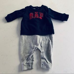 Gap Boys one Piece outfit